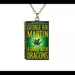 A Dance With Dragons Game of Thrones Necklace